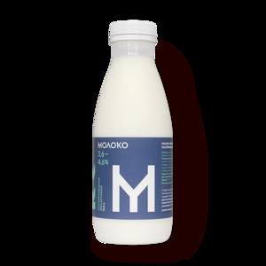 Фото Молоко безлактозное 3,6-4,6% «Братья Чебурашкины»